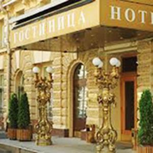 Гостиницы Воткинска
