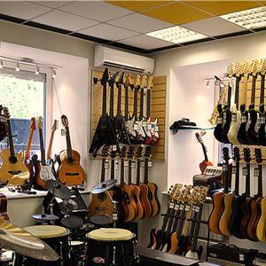 Музыкальные магазины Воткинска