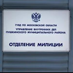 Отделения полиции Воткинска