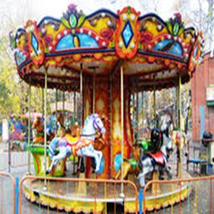 Парки культуры и отдыха Воткинска