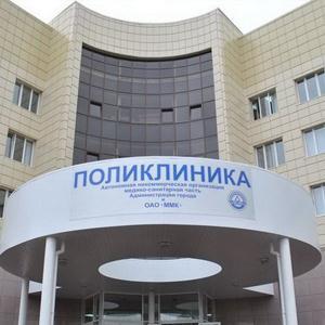 Поликлиники Воткинска
