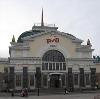 Железнодорожные вокзалы в Воткинске