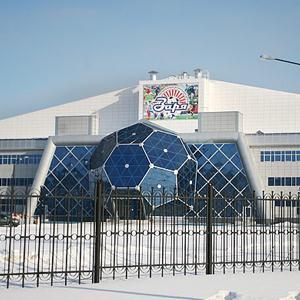 Спортивные комплексы Воткинска