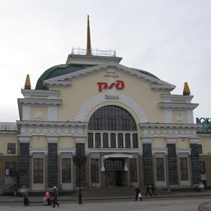 Железнодорожные вокзалы Воткинска